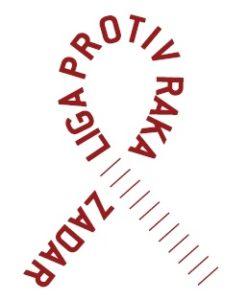 Logo liga proziv raka Zadaz